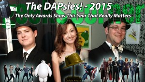 The DAPsies! - Geeks Corner - Episode 420