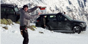 James Bond SPECTRE - Action Sequence Filming