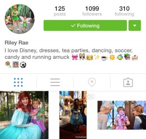 Riley Rae on Instagram