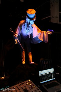 Hotbox Ghost at 2013 D23 Expo