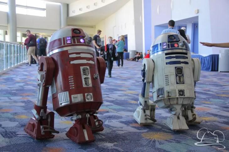 Star Wars Celebration Anaheim 2015 Day Three-32