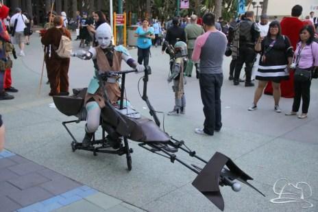 Star Wars Celebration Anaheim 2015 Day Three-38