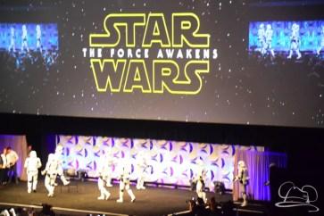 Star Wars The Force Awakens Panel Star Wars Celebration Anaheim-50