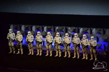 Star Wars The Force Awakens Panel Star Wars Celebration Anaheim-51
