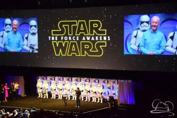 Star Wars The Force Awakens Panel Star Wars Celebration Anaheim-59