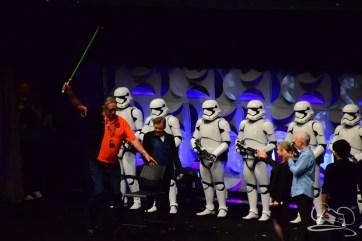 Star Wars The Force Awakens Panel Star Wars Celebration Anaheim-70