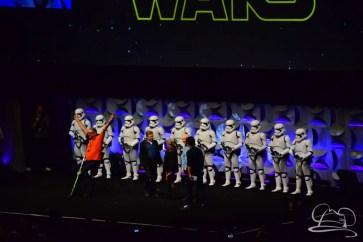 Star Wars The Force Awakens Panel Star Wars Celebration Anaheim-72