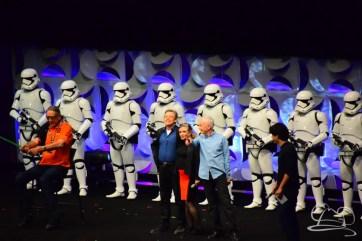 Star Wars The Force Awakens Panel Star Wars Celebration Anaheim-81