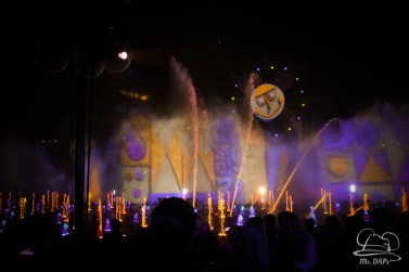 Disneyland 60th Anniversary Celebration World of Color - Celebrate-101