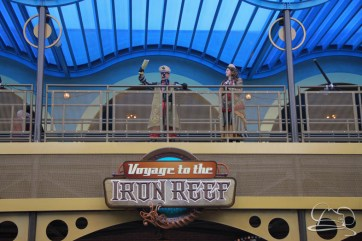Knotts Iron Reef Grand Opening-27