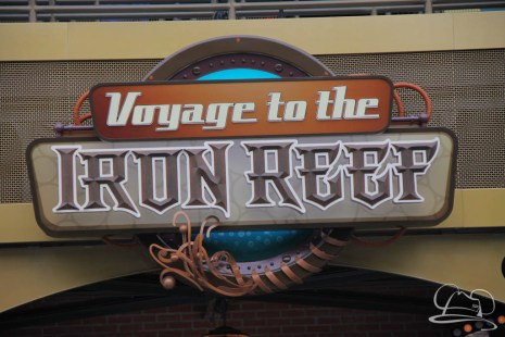 Knotts Iron Reef Grand Opening-7