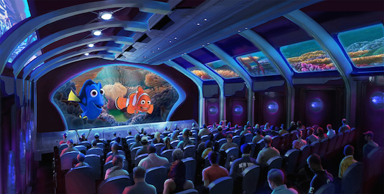 TokyoSea Disney (2)