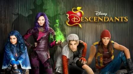 Descendants,