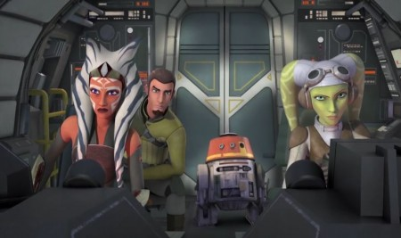 Star Wars Rebels: The Siege of Lothal - Review