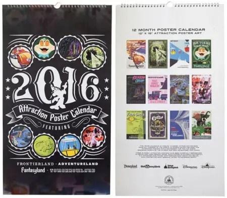 Disney Parks Calendar (2)