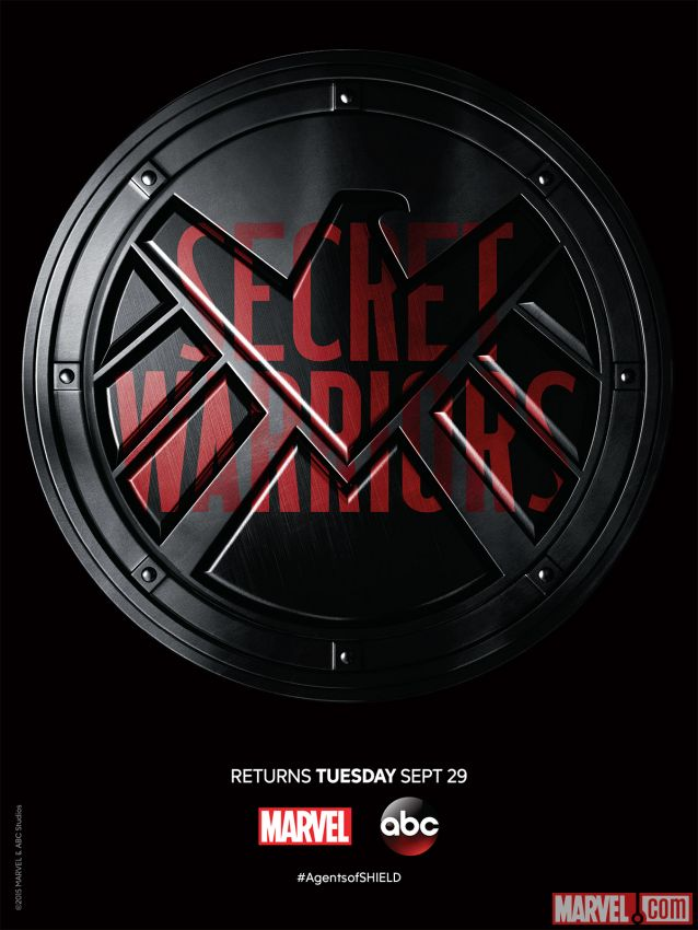 Marvel's Agents of S.H.I.E.L.D. Season 3 - Secret Warriors
