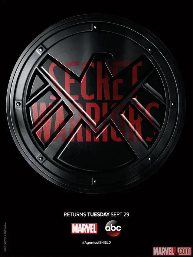 Marvel's Agents of S.H.I.E.L.D. Season 3 - Secret Warriors