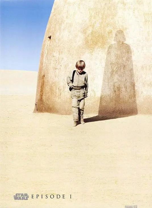 Ep. I Poster Anakin