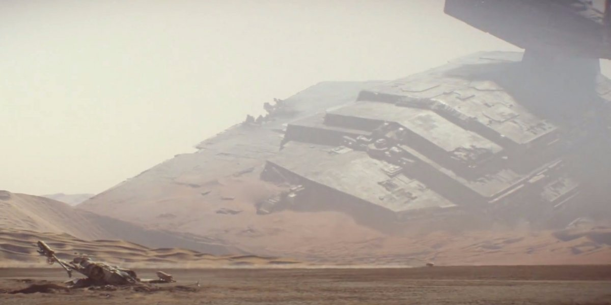 Ep. VII Star Destroyer