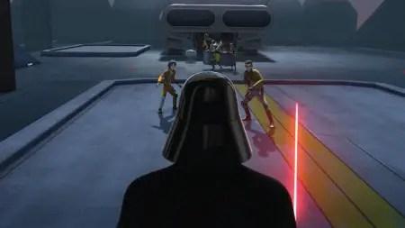 Star Wars Rebels The Siege of Lothal Season Two