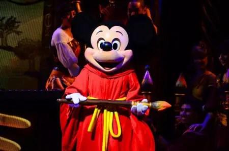 MickeyMap