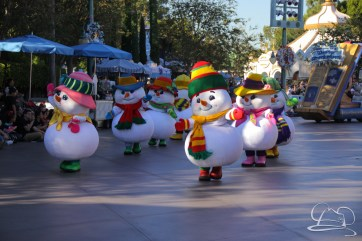 Christmas at Disneyland - November 8, 2015-22