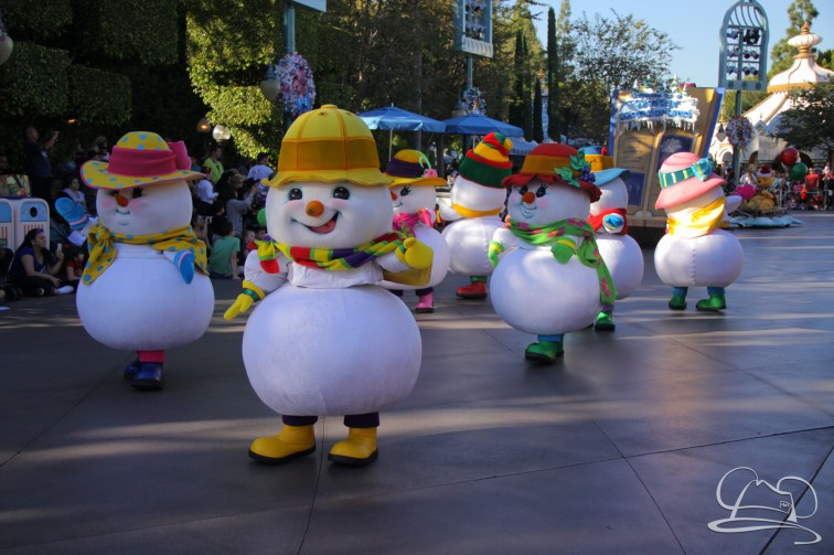 Christmas at Disneyland - November 8, 2015-23