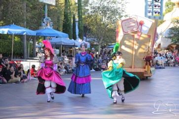 Christmas at Disneyland - November 8, 2015-54