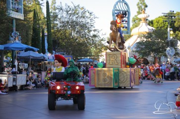 Christmas at Disneyland - November 8, 2015-89