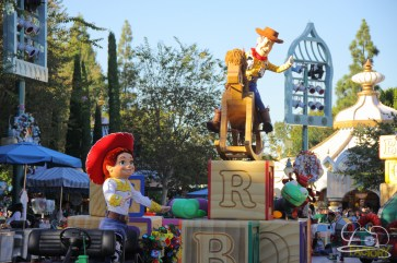 Christmas at Disneyland - November 8, 2015-90