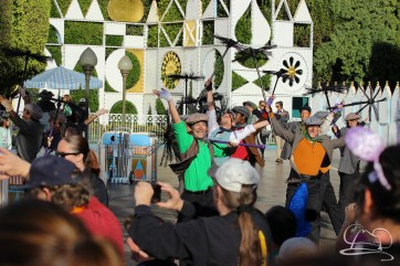 Dick Van Dyke's 90th Birthday at Disneyland-24