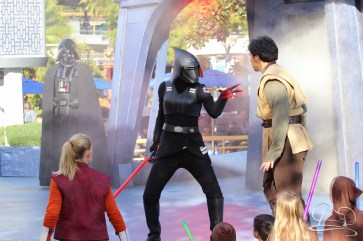 Jedi Training Trials of the Temple Disneyland-43