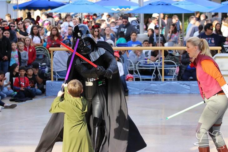 Jedi Training Trials of the Temple Disneyland-78