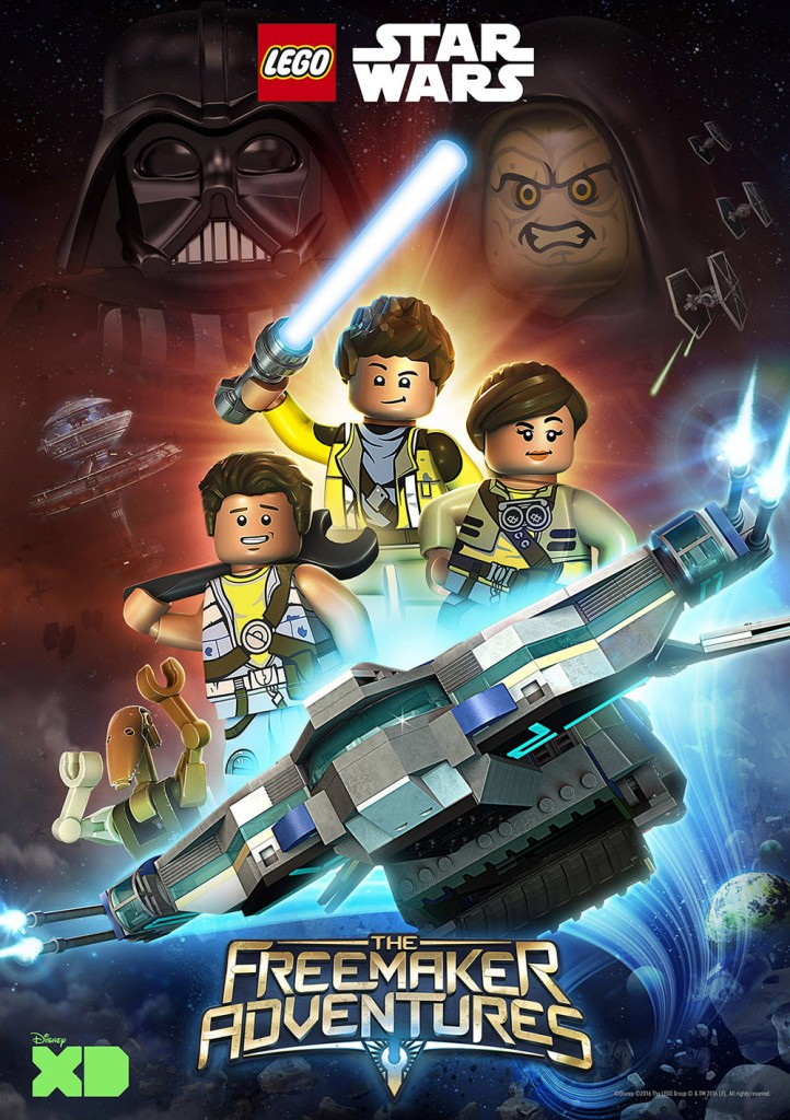 Lego Star Wars Disney XD