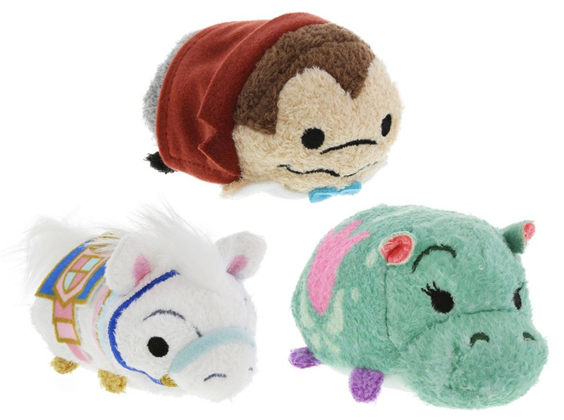 Tsum Tsum coming to Disney Parks