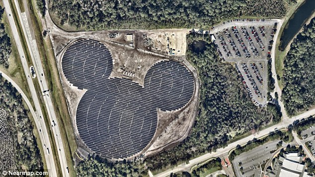 Mickey Mouse Solar Panels (2)