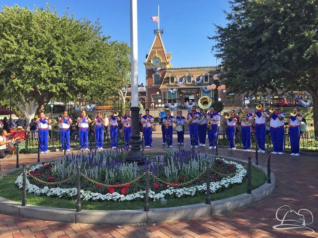 Disneyland Resort 2016 All-American College Band