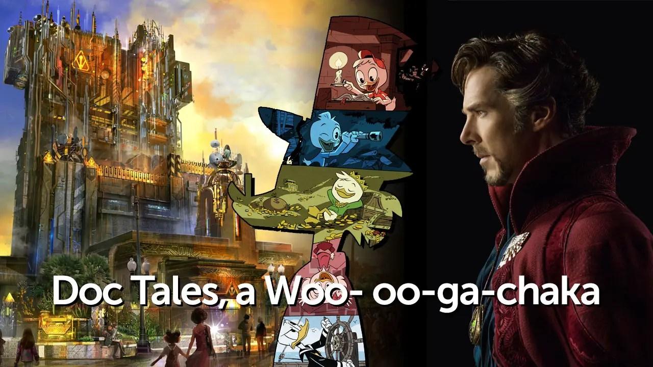 Doc Tales, a Woo- oo-ga-chaka - Geeks Corner - Episode 543