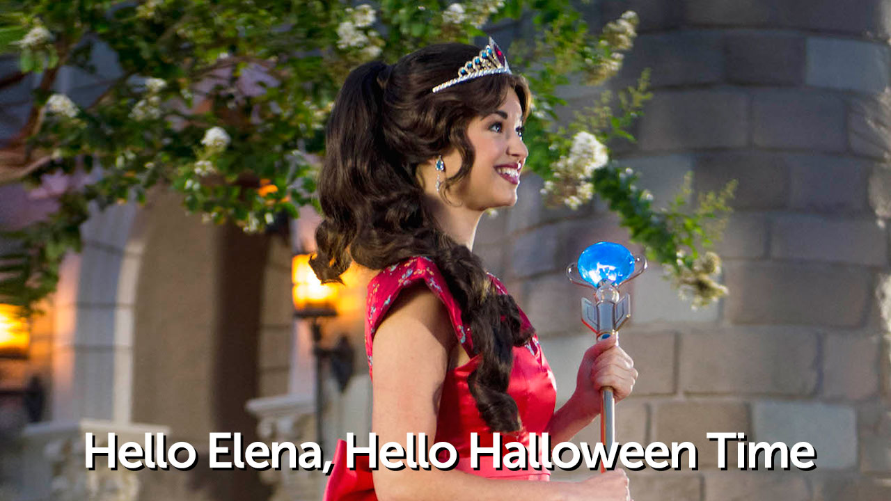 Hello Elena, Hello Halloween Time - Geeks Corner - Episode 545