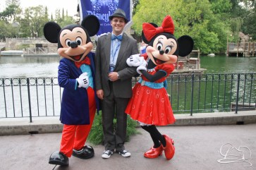 Mr. DAPs Covers Disneyland's Diamond Celebration-24
