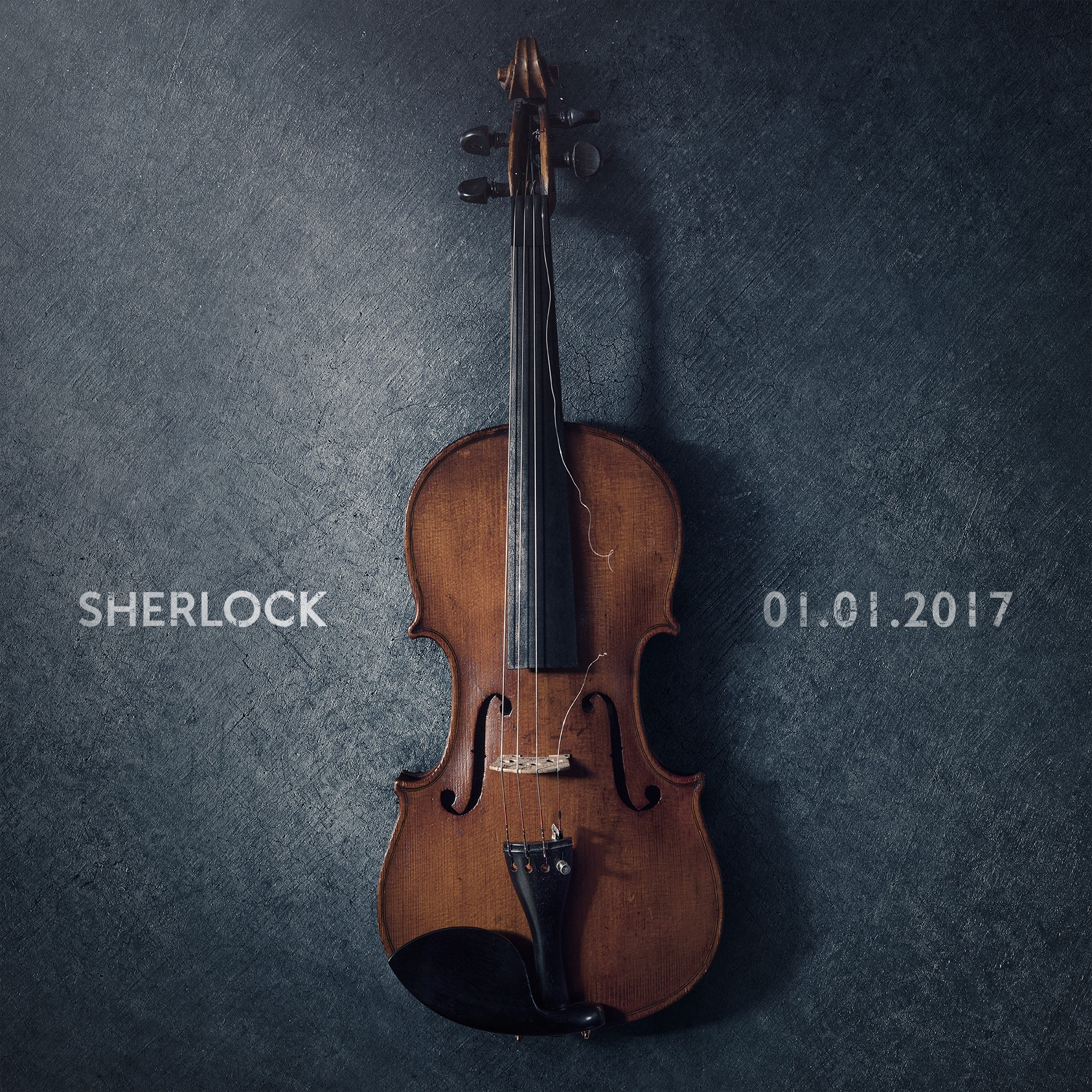 Sherlock Returns on January 1, 2017