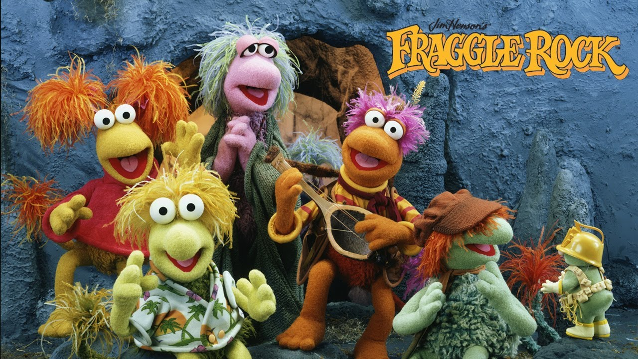 Fraggle Rock Coming to HBO in HD