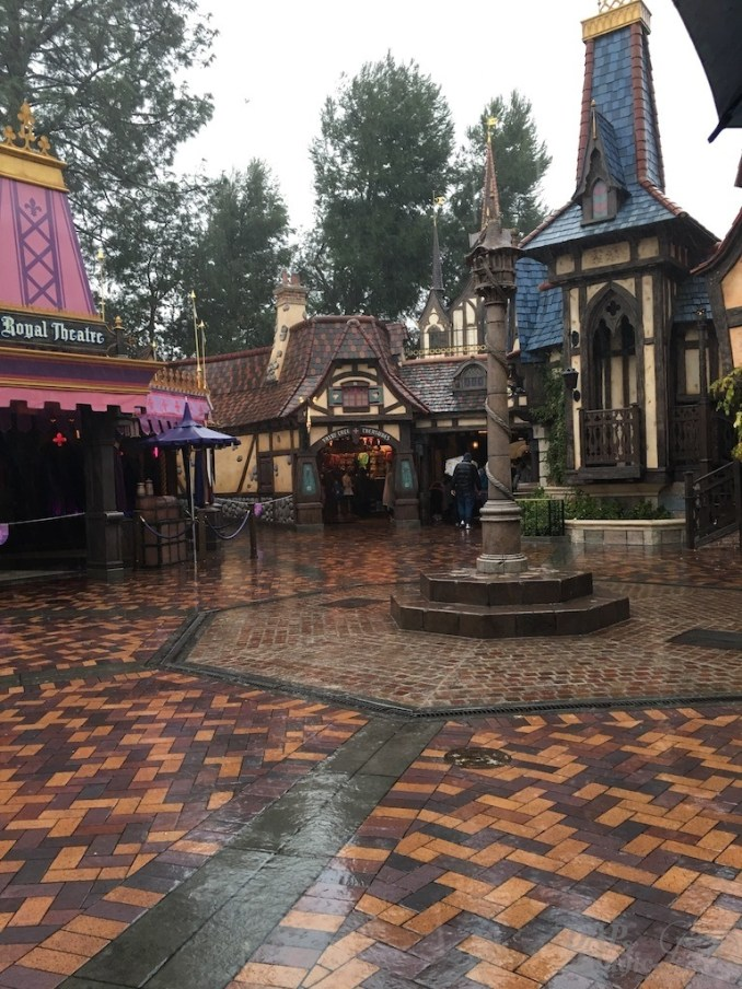 DisneylandCaliforniaAdventureRain 13
