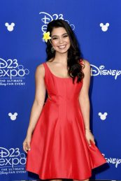 D23 EXPO 2017 - Friday, July 14, 2017 - The Ultimate Disney Fan Event - brings together all the worlds of Disney under one roof for three packed days of presentations, pavilions, experiences, concerts, sneak peeks, shopping, and more. The event, which takes place July 14-16 at the Anaheim Convention Center, provides fans with unprecedented access to Disney films, television, games, theme parks, and celebrities. (Disney/Image Group LA) AULI'I CRAVALHO