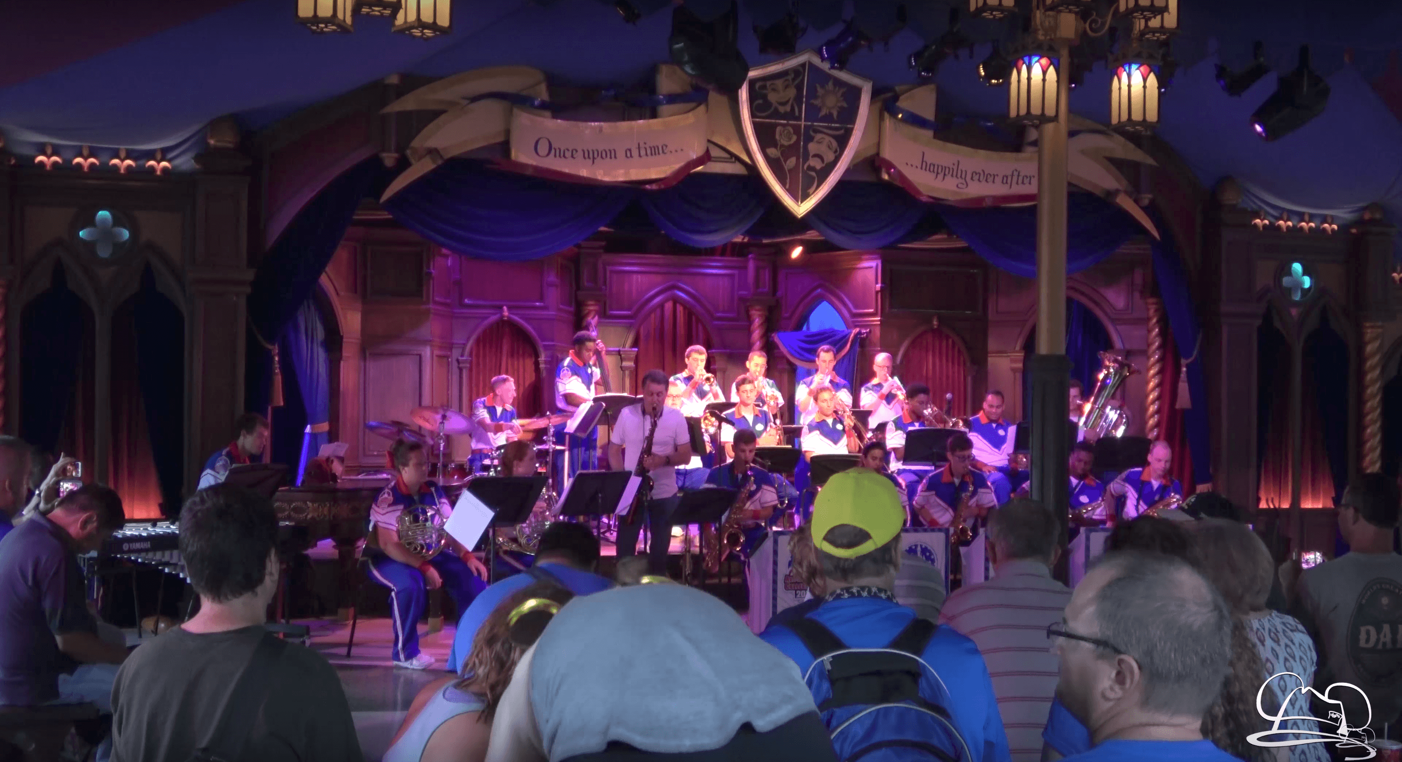 Gordon Goodwin and the 2017 Disneyland Resort All-American College Band