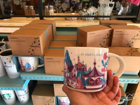 New Disneyland You Are Here Mugs-11