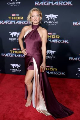 """HOLLYWOOD, CA - OCTOBER 10: Zoe Bell at The World Premiere of Marvel Studios' """"Thor: Ragnarok"""" at the El Capitan Theatre on October 10, 2017 in Hollywood, California. (Photo by Rich Polk/Getty Images for Disney) *** Local Caption *** Zoe Bell"""