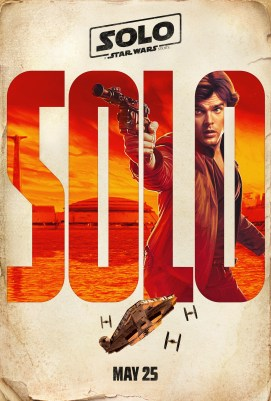 Solo: A Star Wars Story - Character Poster - Solo