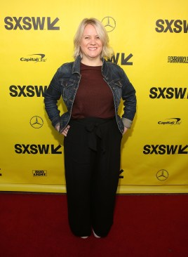 """AUSTIN, TX - MARCH 12: Producer Tylie Cox attends the Star Wars: The Last Jedi """"The Director and The Jedi"""" SXSW Documentary Premiere at Paramount Theatre on March 12, 2018 in Austin, Texas. (Photo by Jesse Grant/Getty Images for Disney) *** Local Caption *** Tylie Cox"""