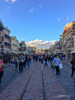 Walls Come Down on Main Street at Disneyland-3